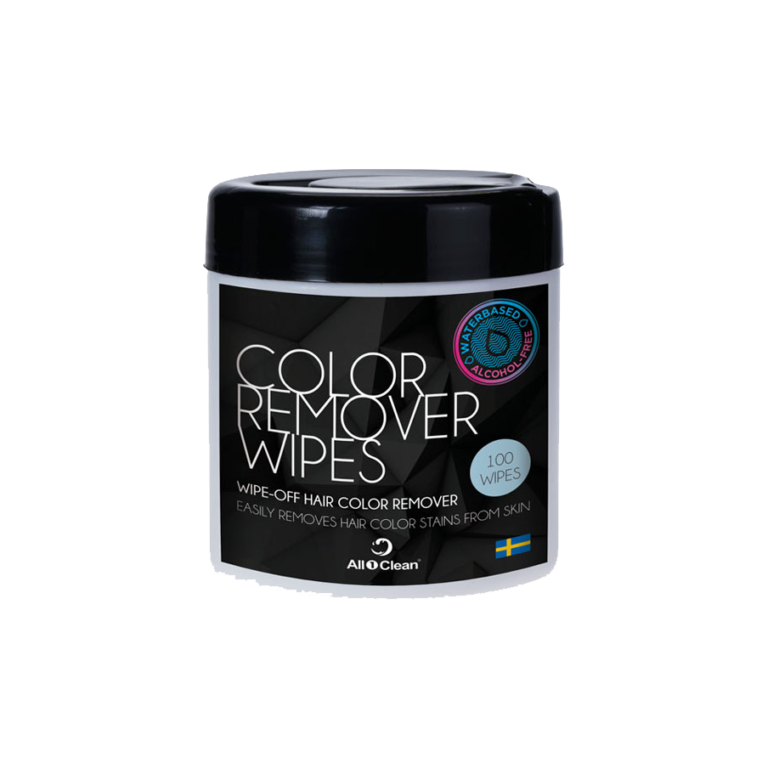 ALL1CLEAN Color Remover Wipes